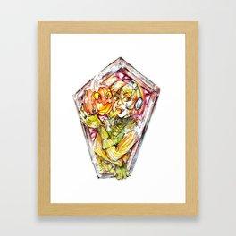 PumpkRin Framed Art Print