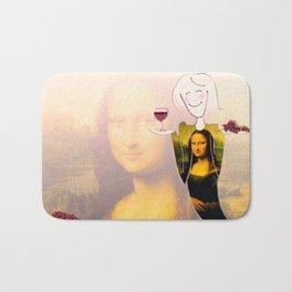 She Hearts Mona Bath Mat