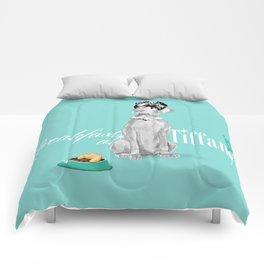 BREAKFAST AT TIFFANY'S WEIM Comforters