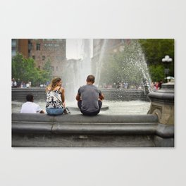 Ain't No Place I'd Rather Be Canvas Print