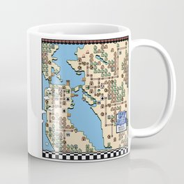 Overworld. Coffee Mug