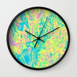 NACRE FLUORESCENT Wall Clock