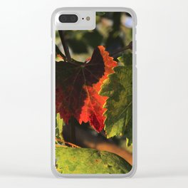 The exception Clear iPhone Case