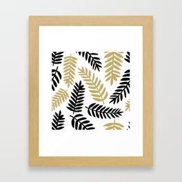 Geometric Pattern 14 Framed Art Print