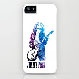 JIMMY PAINTING iPhone Case