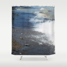 Toes In The Sand Shower Curtain