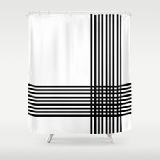 krizanje v.2 Shower Curtain