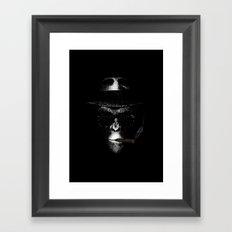 Like a Boss! Framed Art Print