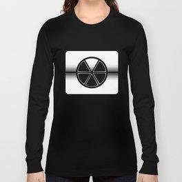 Trivial Pursuit Game Piece Long Sleeve T-shirt