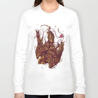 ukraine Long Sleeve T-shirts featuring Ukraine by Ivan Belikov