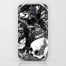 edgar allan poe - raven's nightmare Galaxy S5 Slim Case