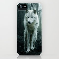Wolf Slim Case iPhone (5, 5s)