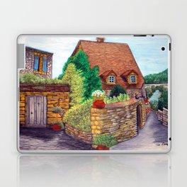 English Village Laptop & iPad Skin