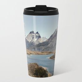 Torres del Paine Travel Mug