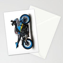 Honda CBR fireblade. Stationery Cards