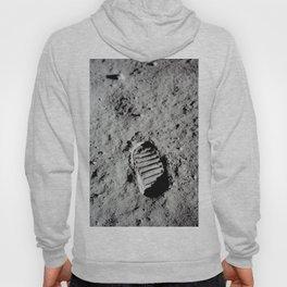 Apollo 11 - First Footprint On The Moon Hoody