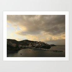 Crete, Greece 4 Art Print