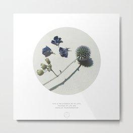 Natura Morta 01 Metal Print