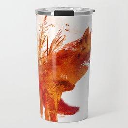 Plattensee Fox Travel Mug