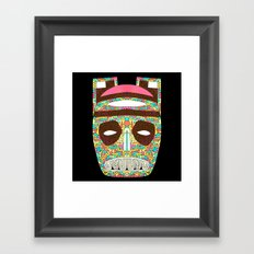 Indie Creature Wonderland Framed Art Print