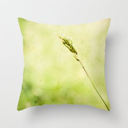 Between Nothing Throw Pillow