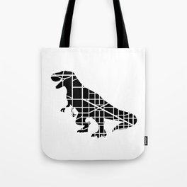 Capitalsaurus Rex Tote Bag