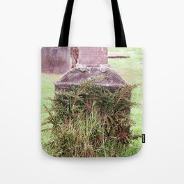 Fossoway Kirkyard, Crook of Devon, Scotland Tote Bag
