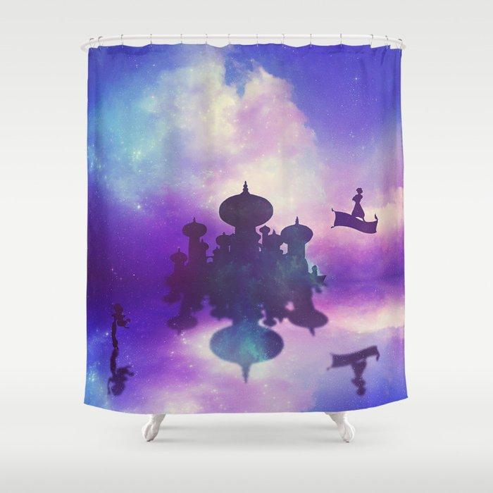 Aladdin Shower Curtain