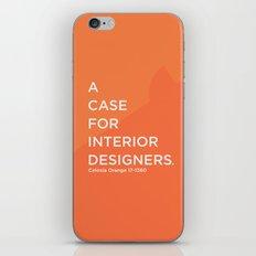 BDFD - Interior Designer iPhone & iPod Skin