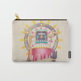 Kachina Solar Eclipse Carry-All Pouch