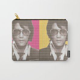 Elvis Mug Shot x 4 Carry-All Pouch