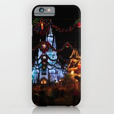 Christmas Castle I iPhone 6s Slim Case