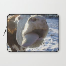 Kiss Me Beautiful Laptop Sleeve