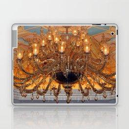 Chandelier Sparkle Laptop & iPad Skin
