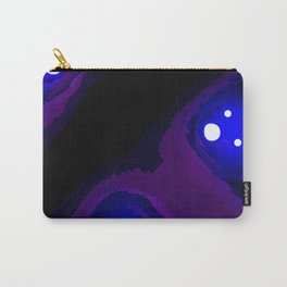 Ghostly Blues Carry-All Pouch