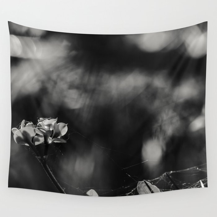 monoart spring Wall Tapestry