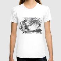circus T-shirts featuring Circus by Ivanushka Tzepesh