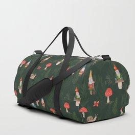 Woodland Gnomes Duffle Bag
