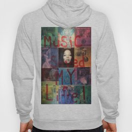 Music Saved My Life by T'Mculus' Soul Hoody