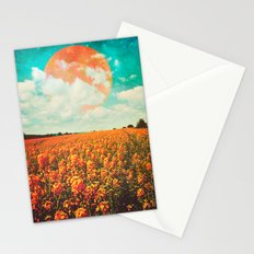 Golden Rush Stationery Cards