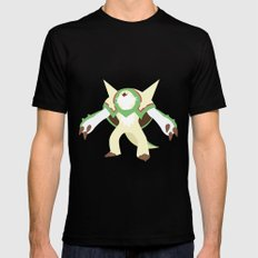 Chesnaught Mens Fitted Tee Black SMALL