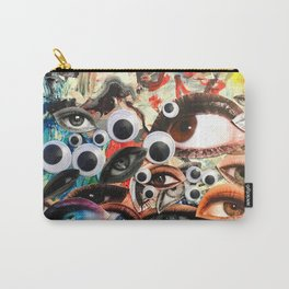 Googly Carry-All Pouch