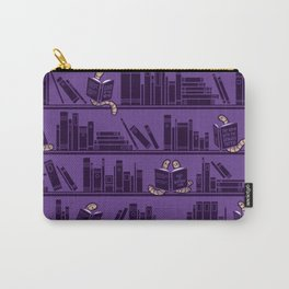 Bookworms Carry-All Pouch