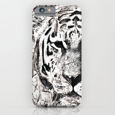 Tiger BW Slim Case iPhone 6s