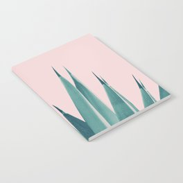 Blush Agave Dream #1 #tropical #decor #art #society6 Notebook