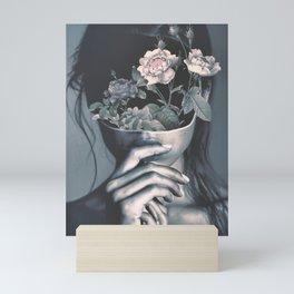 inner garden Mini Art Print