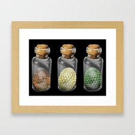 Dragon Mama Starter Kit Framed Art Print