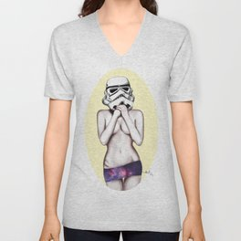 Lingerie Troop Unisex V-Neck