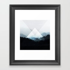 Woods 5Z Framed Art Print