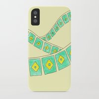 brasil iPhone & iPod Cases featuring Brasil by Luana Rios